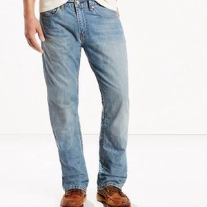 Levi's 559 relaxed straight leg jeans W34 L32